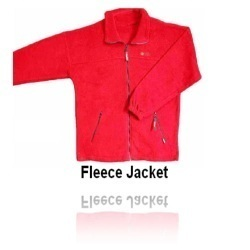 Anti-Static Flame Retardant Fleece Jacket