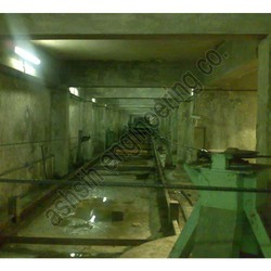 Hot Metal Pit Waterproofing And Grouting