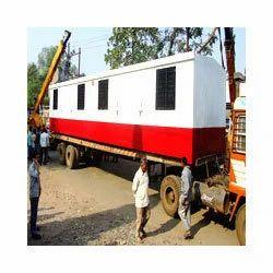 CES 10 X 40 Portable Cabins