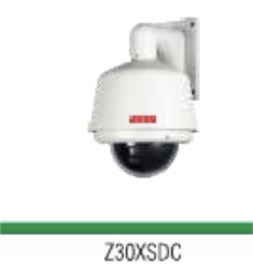 Zicom Speed Dome Camera (Model No. Z3XSDC)