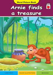 Arnie Finds A Treasure