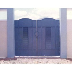 Simple Grill Gate