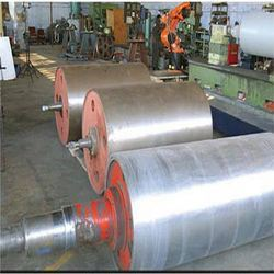 Bridle and Deflector Roll For Steel Mill