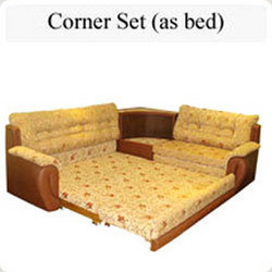 Sofa-cum Bed (Corner Model)