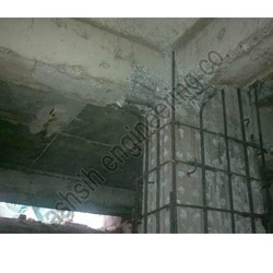 Structural Retrofitting by Jacketing with Micro Concrete
