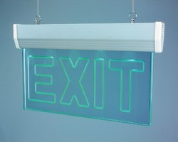 Exit Signs &Emergency Lights