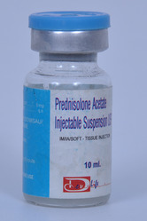 Prednisolone Acetate Injectable Suspension USP