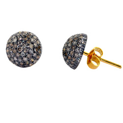 Diamond Stud Earring set