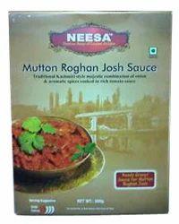Mutton Roghan Josh Sauce