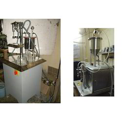 Vacuumetric Filler