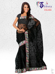 Net Fancy Sarees