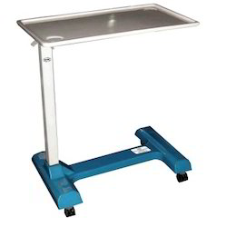 Deluxe Pneumatic Over Bed Table