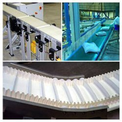 PVC Conveyor Belts / PU Conveyor Belts