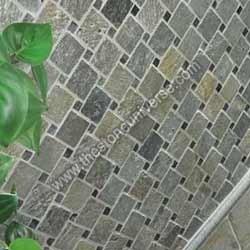 Green Quartzite Mosaic Tile