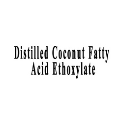 Distilled Coconut Fatty Acid Ethoxylate