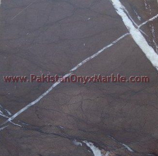 Custom Size Chocolate Marble Tiles