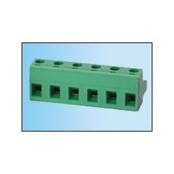 Plug In Terminal Block XY 2500  F-N 7.62 MM Female rt Angle
