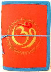 Fabric Covered Indian Theme Journals