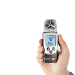 Digital Anemometer Model 405 & 410