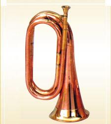Nautical Brass Bugle