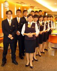 Recruitment for Hospitality Industry