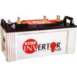 Battery For Inverters (Exide Inverter Plus)