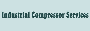 Industrial Compressor Services