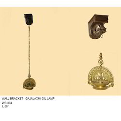 Wall Hangings GajaLaxmi Oil-Lamps
