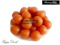 diwali wishes with gulab jamuns