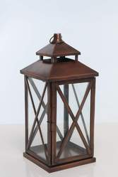 Iron Garden Lantern
