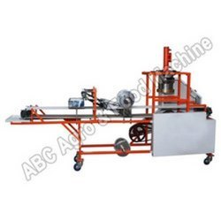 Appalam Machine - Hydraulic Type
