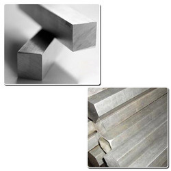 Aluminum Square and Hexagonal Rods