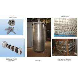 Industrial Furnaces Spares Parts
