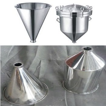 Packaging Machinery Equipment Conical Hoppers
