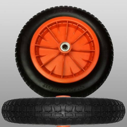 Wheelbarrow PU Wheels/Tyre