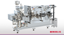 Blister Packing Machine Miniblis