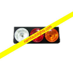 Tail Flasher with Reflex Reflector RL-0353