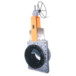 Guillotrim Knife Edge Gate Valve