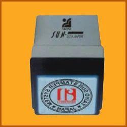 Sun Pre Ink Stamp