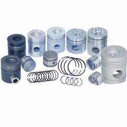 Piston and Piston Rings