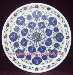 Inlay Marble Plate