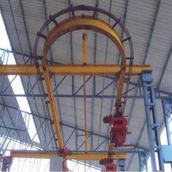Monorail Crane Hoist