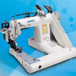 Feed-Off-the-Arm 2-Needle Double Chain Stitch Machine