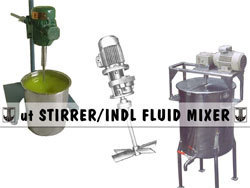 Industrial Stirrer / Fluid Mixer