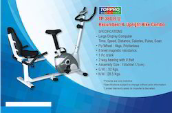 Upright & Recumbent Bike
