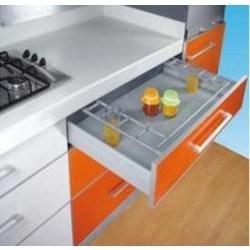 Kitchen Furniture - 6 ft Tall Pullout Units, Kitchen Drawer