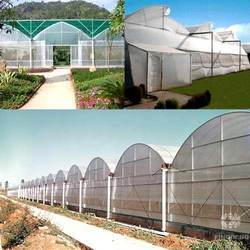 Single / Multi Span Tunnel Type Greenhouses