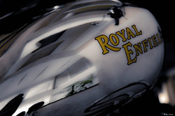 Royal Enfeild Motorcycle Petrol Tanks