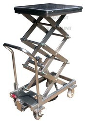 Stainless Steel Scissor Lift