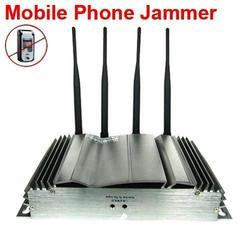 Mobile Phone Network Jammer